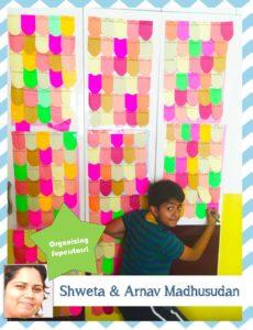 Arnav & Shweta Madhusudhan's Daily Calendar