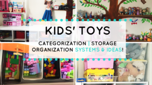 Bowerspace - Kids Room Organizing
